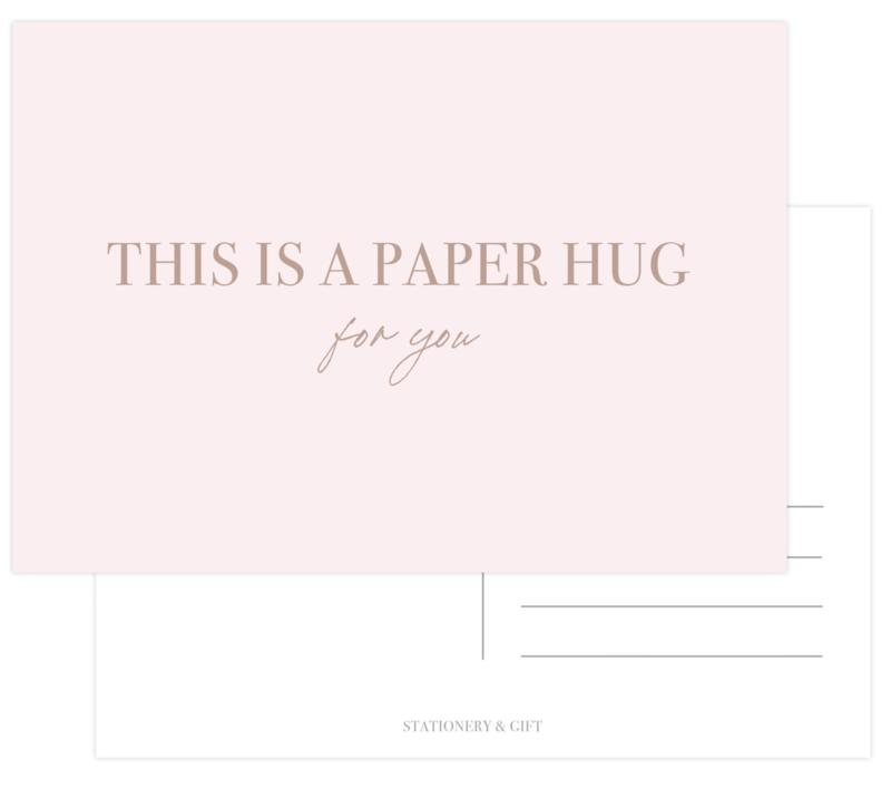 CUTE CARD | PAPER HUG-gift-Le Musthave