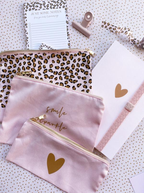 ETUI | POUCH | MAKE UP BAG IN PINK LEOPARD-gift-Le Musthave
