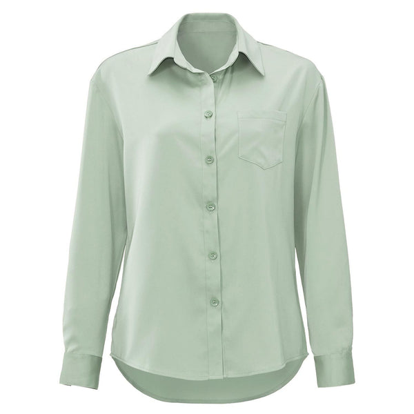 GLADYS MINT BLOUSE-Le Musthave