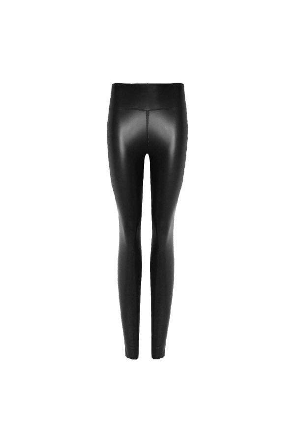 LEATHERLOOK LEGGING-Le Musthave