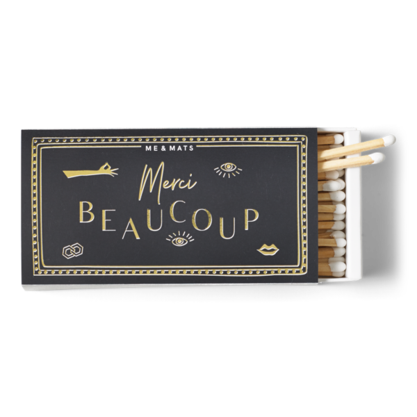 LUXURY LONG MATCHES - MERCI BEAUCOUP-candle-Le Musthave