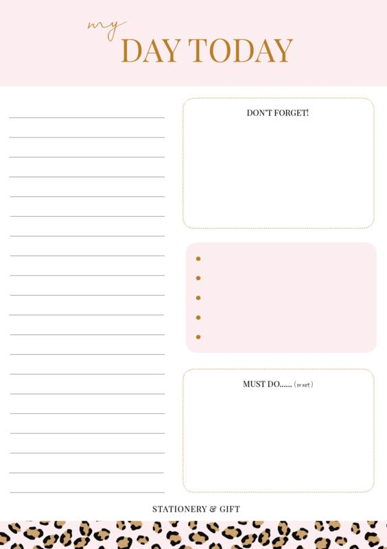 MY DAY TODAY | PLANNER-gift-Le Musthave