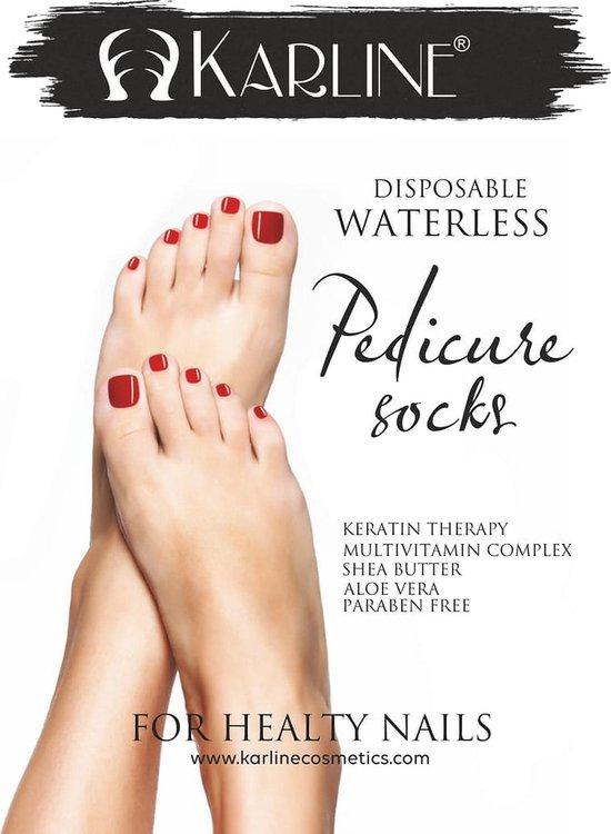 PEDICURE SOCKS-care-Le Musthave