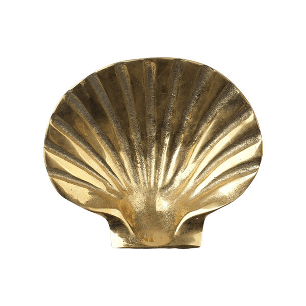 SHELL GOLDEN - BOWL-homeaccessoires-Le Musthave