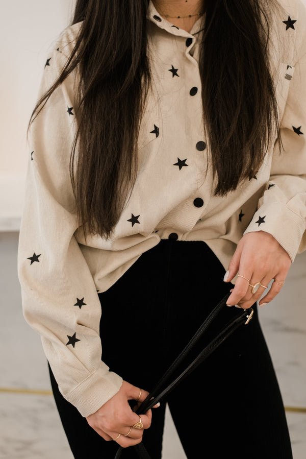 STAR BLOUSE-blouse-Le Musthave