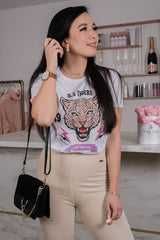 TIGER TEE WHITE-SHIRTS-Le Musthave