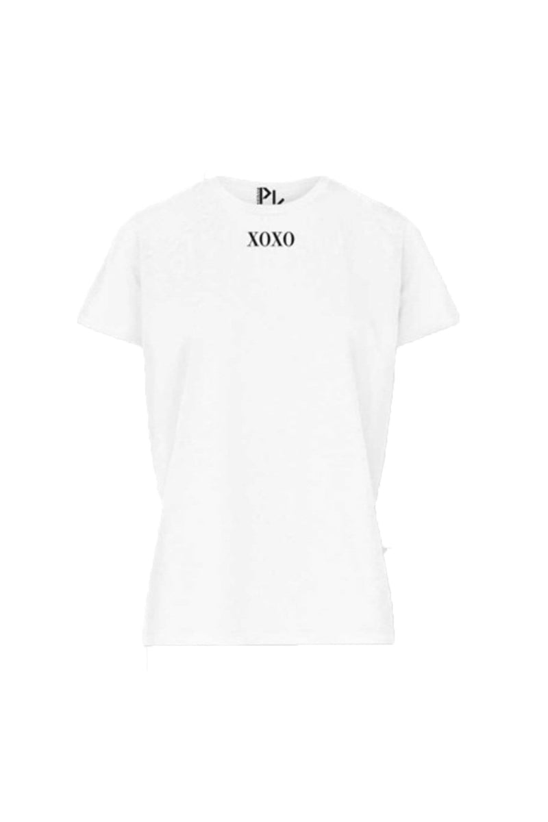 XOXO TEE WHITE-SHIRTS-Le Musthave