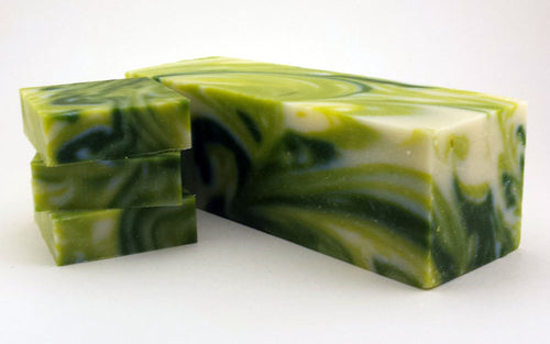 White Tea Peppermint - CraftSoap