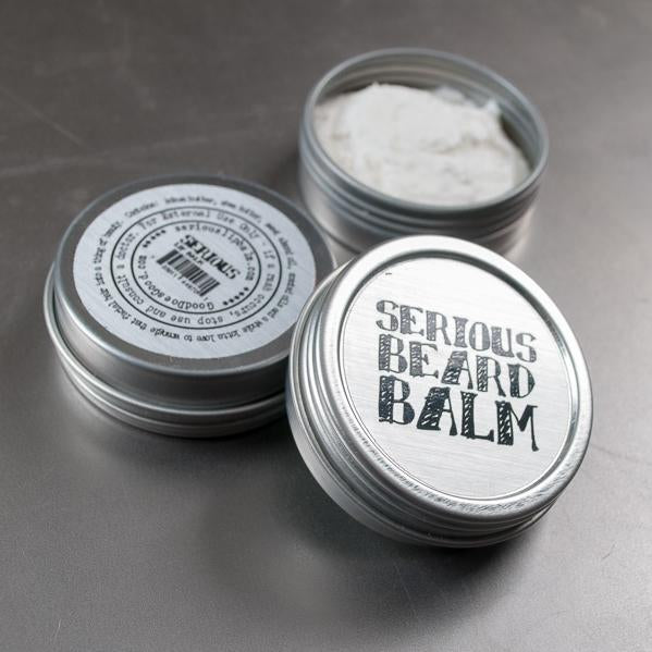 Serious Beard Balm - CraftSoap