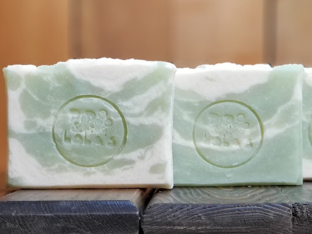 Fresh Bamboo Scented Soap