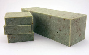 Green Monster Scrub - CraftSoap