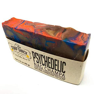 Nag Champa Soap-Handmade Soap-Cold Process Soap-By The Soap Shack - CraftSoap