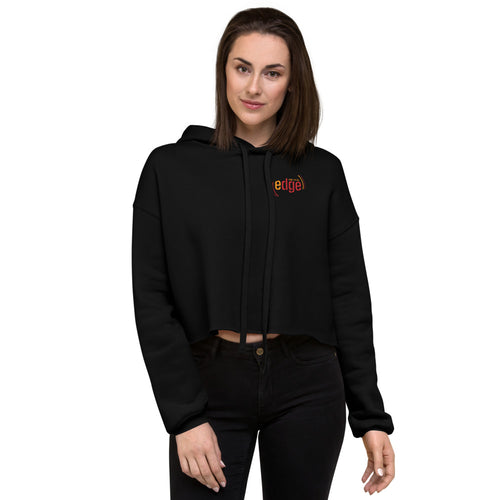 CELEBRATING CULTURA CROP HOODIE
