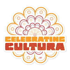 CELEBRATING CULTURA STICKERS