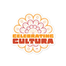 Load image into Gallery viewer, CELEBRATING CULTURA STICKERS