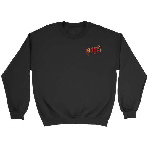 CELEBRATING CULTURA SWEATSHIRT - BLACK