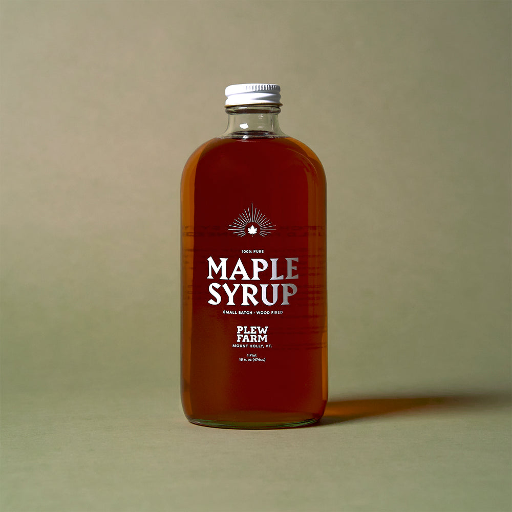 Wood Fired Maple Syrup