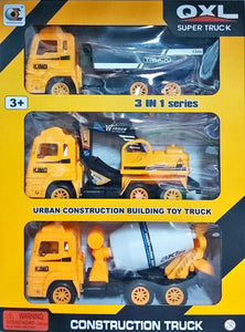 3-in-1 Construction Set