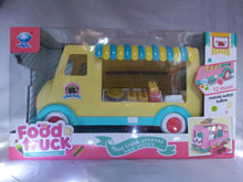 Load image into Gallery viewer, Food Truck Playset