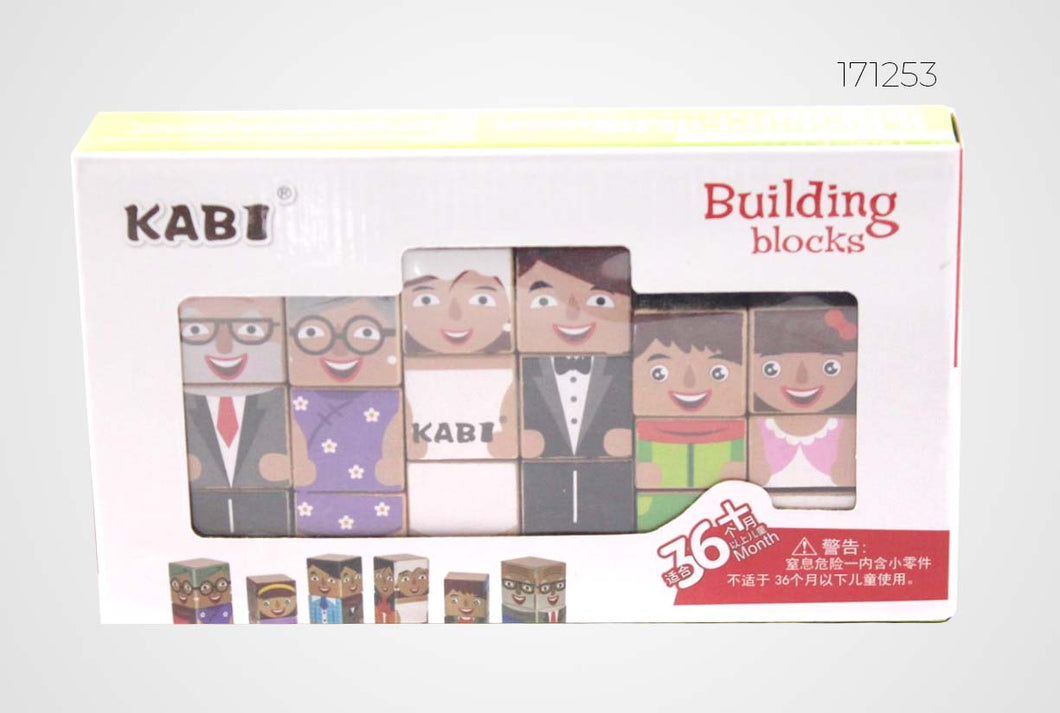 Creative Building Blocks