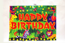 Load image into Gallery viewer, Happy Birthday Poster