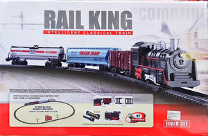 Rail King Train Set