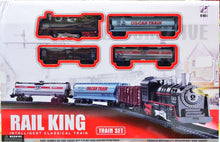 Load image into Gallery viewer, Rail King Train Set