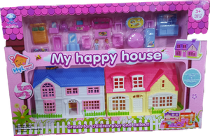 My Happy House Mini Series Doll House