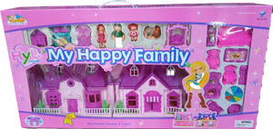 My Happy Family Large Doll House Series