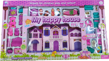 Load image into Gallery viewer, My Happy Family Large Doll House Series