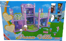 Load image into Gallery viewer, Dream Villa Castle Large Doll House