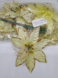BUY 1 TAKE 1 Poinsettia Sale Per Dozen (10cm)