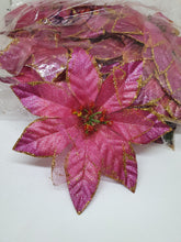 Load image into Gallery viewer, BUY 1 TAKE 1 Poinsettia Sale Per Dozen (10cm)