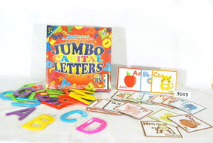 Letters and Flash Cards