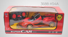 Load image into Gallery viewer, Super Car Series (Rechargeable Batteries)