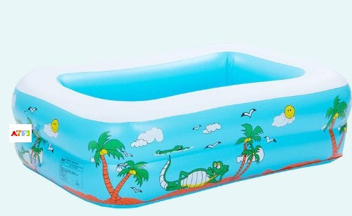 Rectangle 2-Layer Pool
