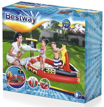 Load image into Gallery viewer, Bestway Pirate Playhouse Pool