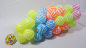 Swimball Soft Stripe