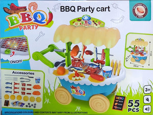 BBQ Party Cart