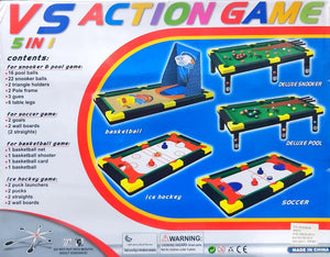 5-in-1 VS Action Game