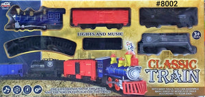 Classic Train Set (Lights and Music)