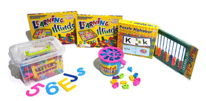 Letters and Numbers Learning Set