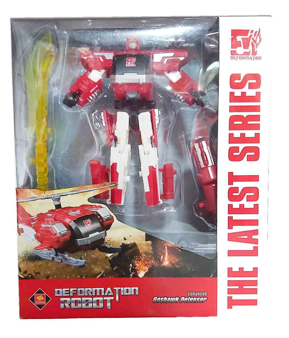 Deformation Robot