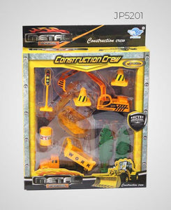 Die Cast Metal City Car Series