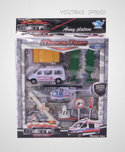 Load image into Gallery viewer, Die Cast Metal City Car Series