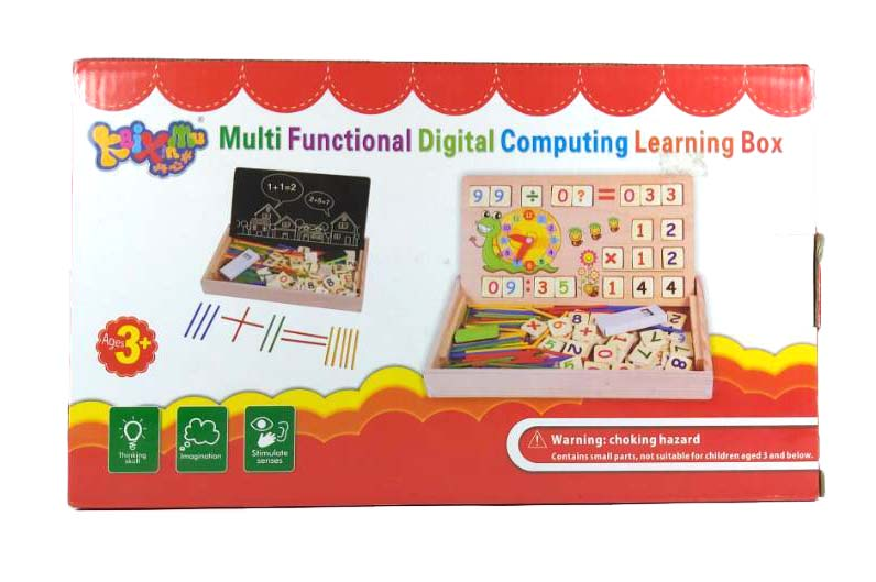 Multi Functional Learning Box