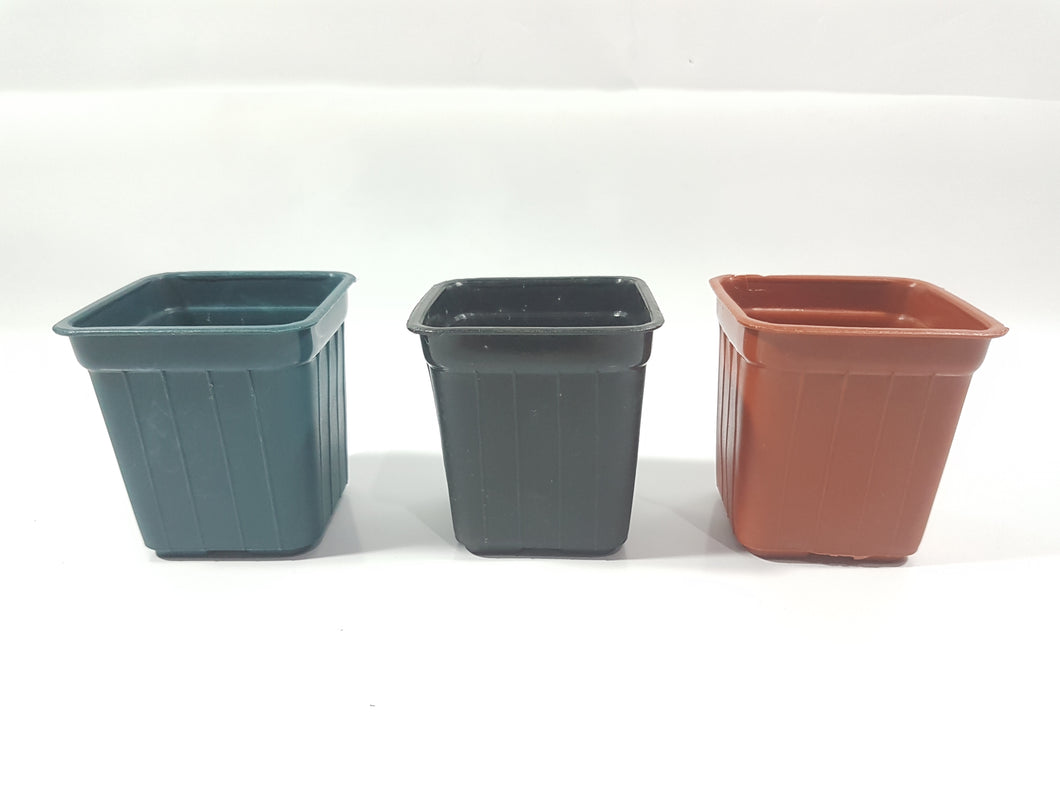 Square Small Pot