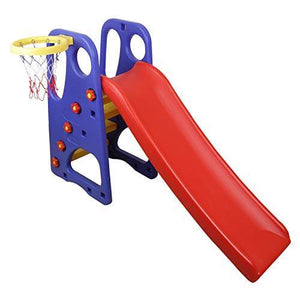 2-in-1 Swing with Slide