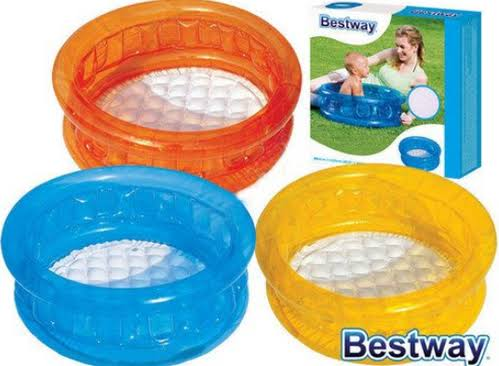 Bestway Baby Pool Translucent