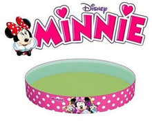 Load image into Gallery viewer, Minnie Mouse Rigid Wall Pool